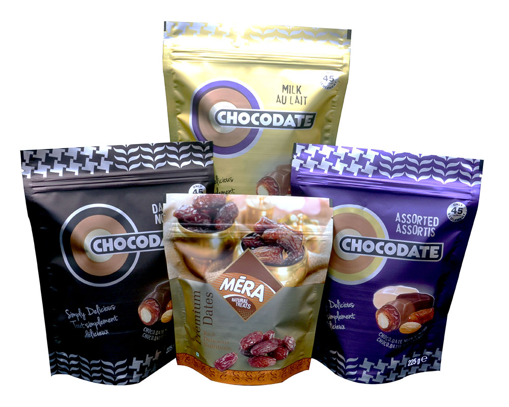Chocolote Packaging
