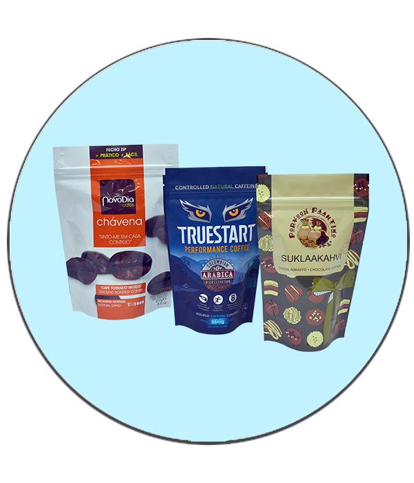 Super Food packaging