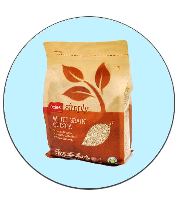 Grain packaging