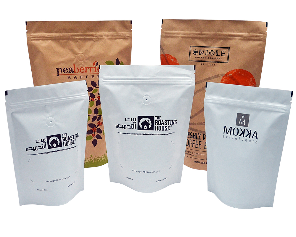 Foil Coffee Bags