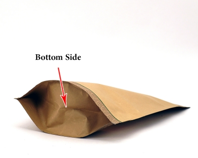 Brown Paper Bags Bottom side