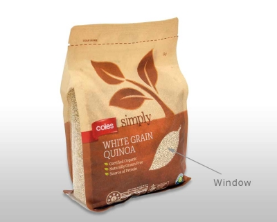 White Grain Packaging